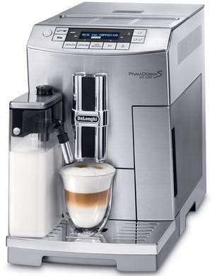 Volautomatische koffiemachine delonghi