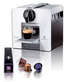 Capsule koffiemachine